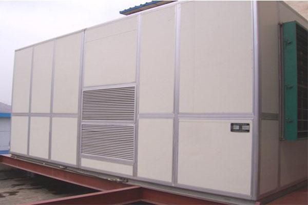蒸发冷凝单冷机的应用